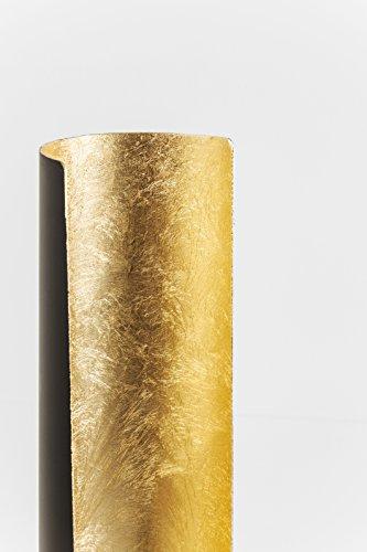 Kare Stehlampe Tube Duo 61165 moderne Designer LEDStandleuchte schwarzgold HBT