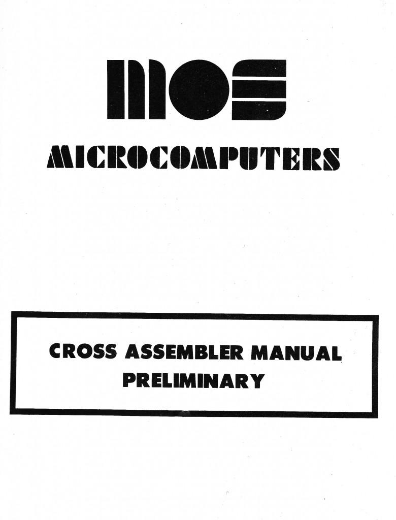 65XX Datasheets Manuals