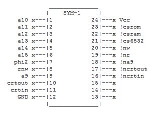 SYM-1 6502 mini sbc
