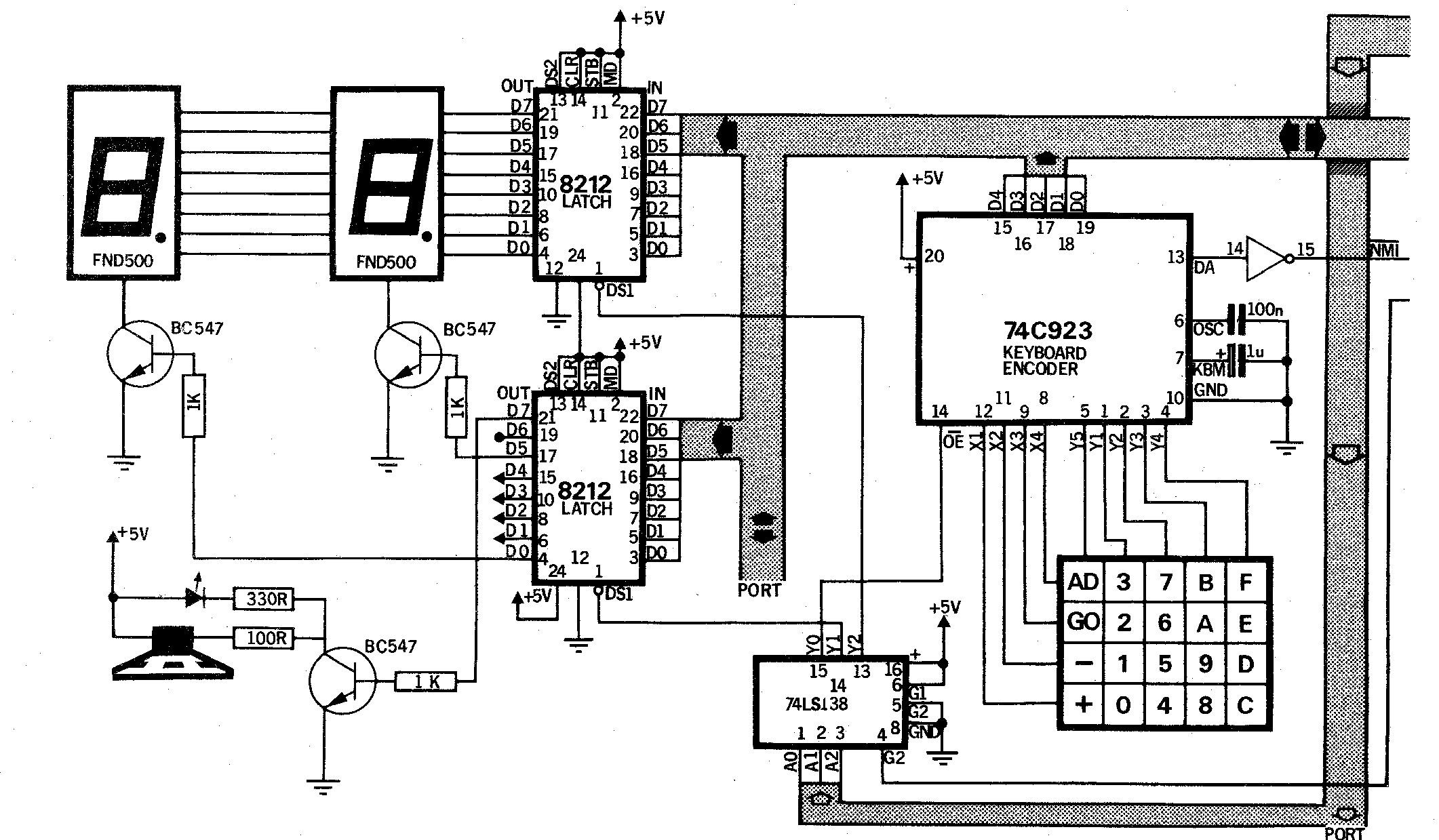 TEC-1 and TEC1-A
