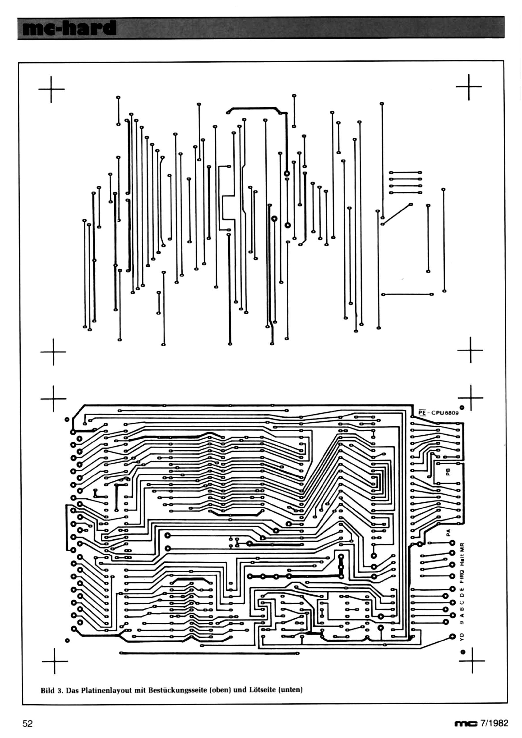6809-Einplatinen-Computer