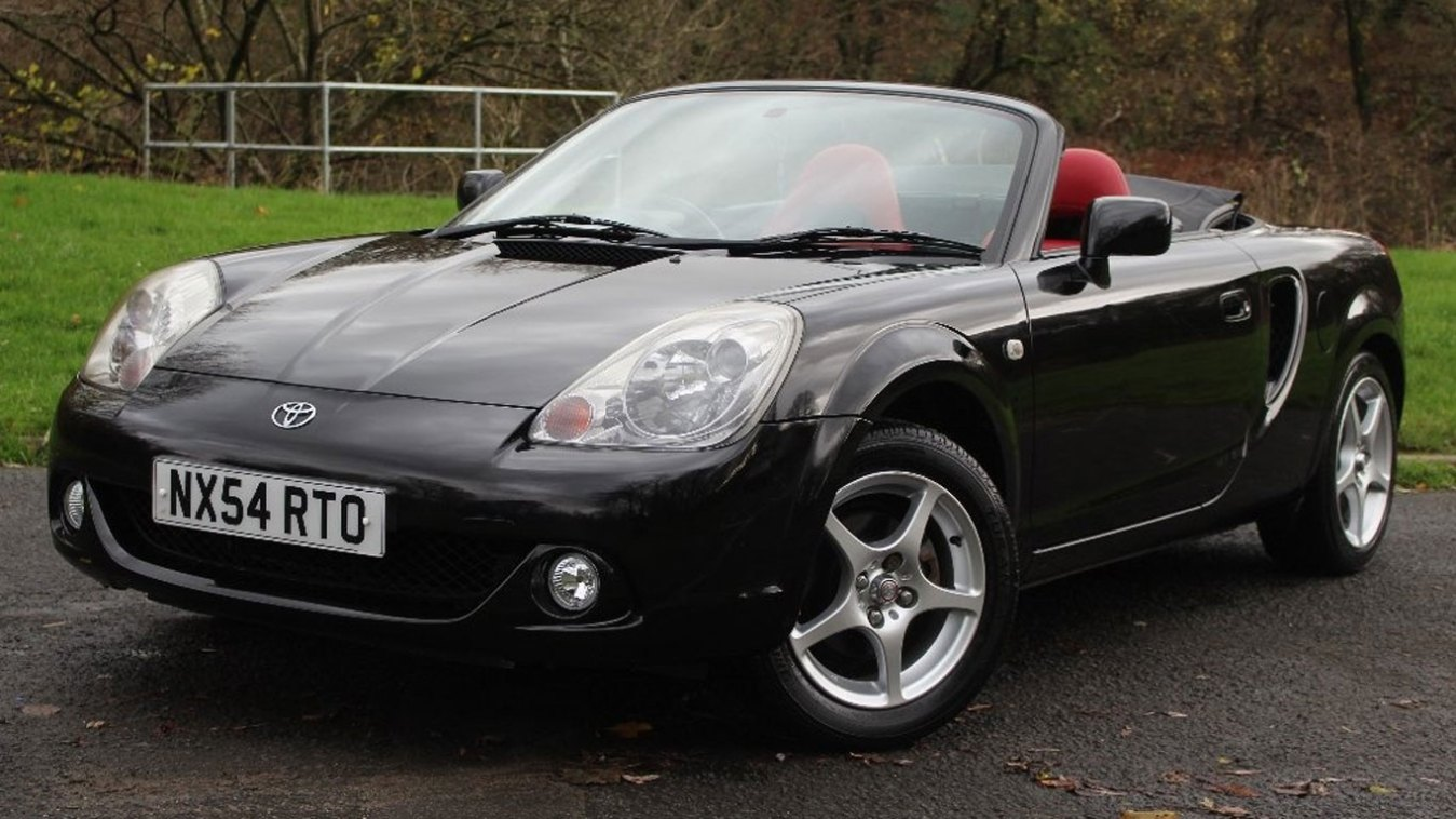Toyota MR2: £4,990