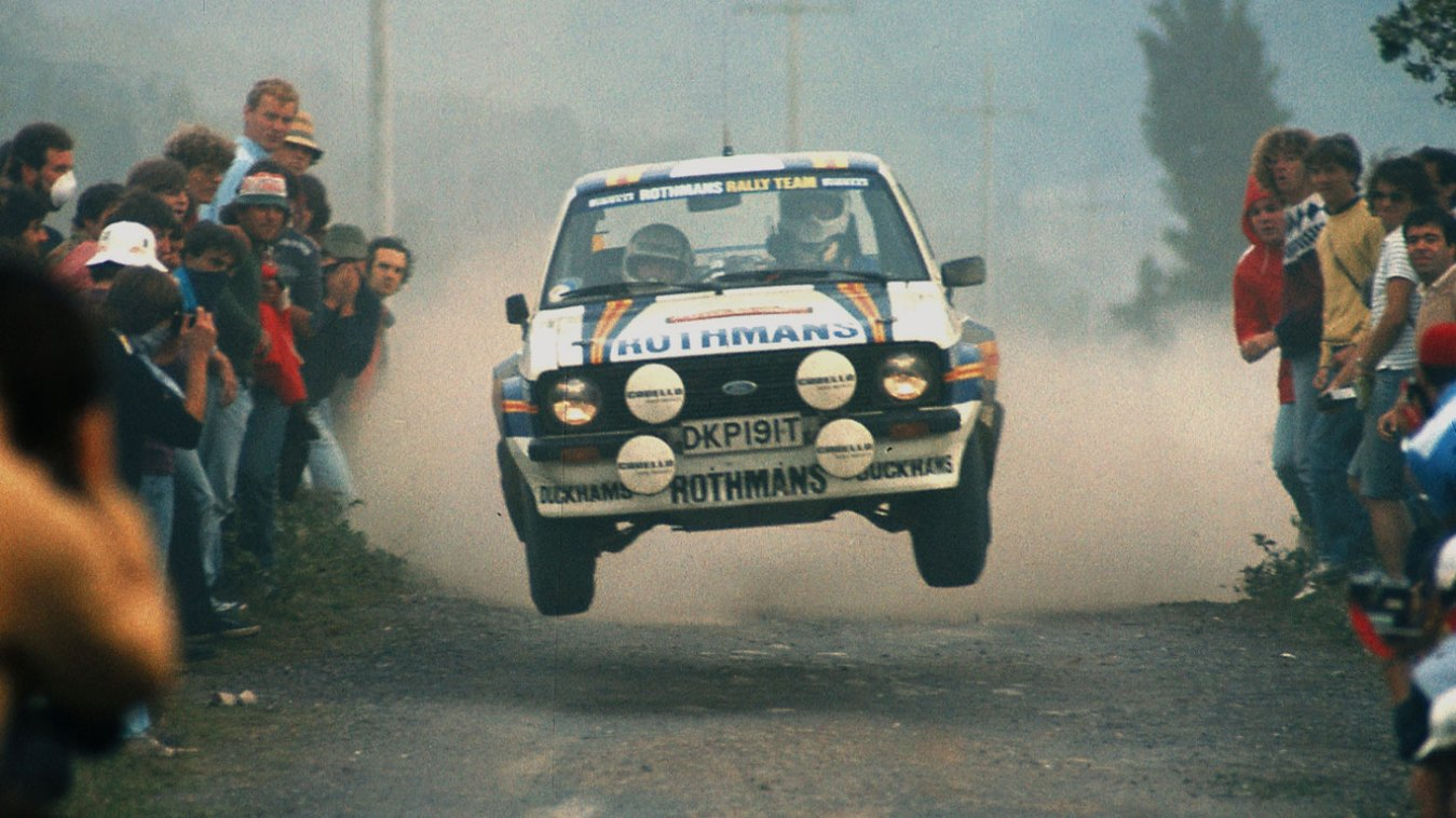 Happy 50th anniversary, Ford Escort