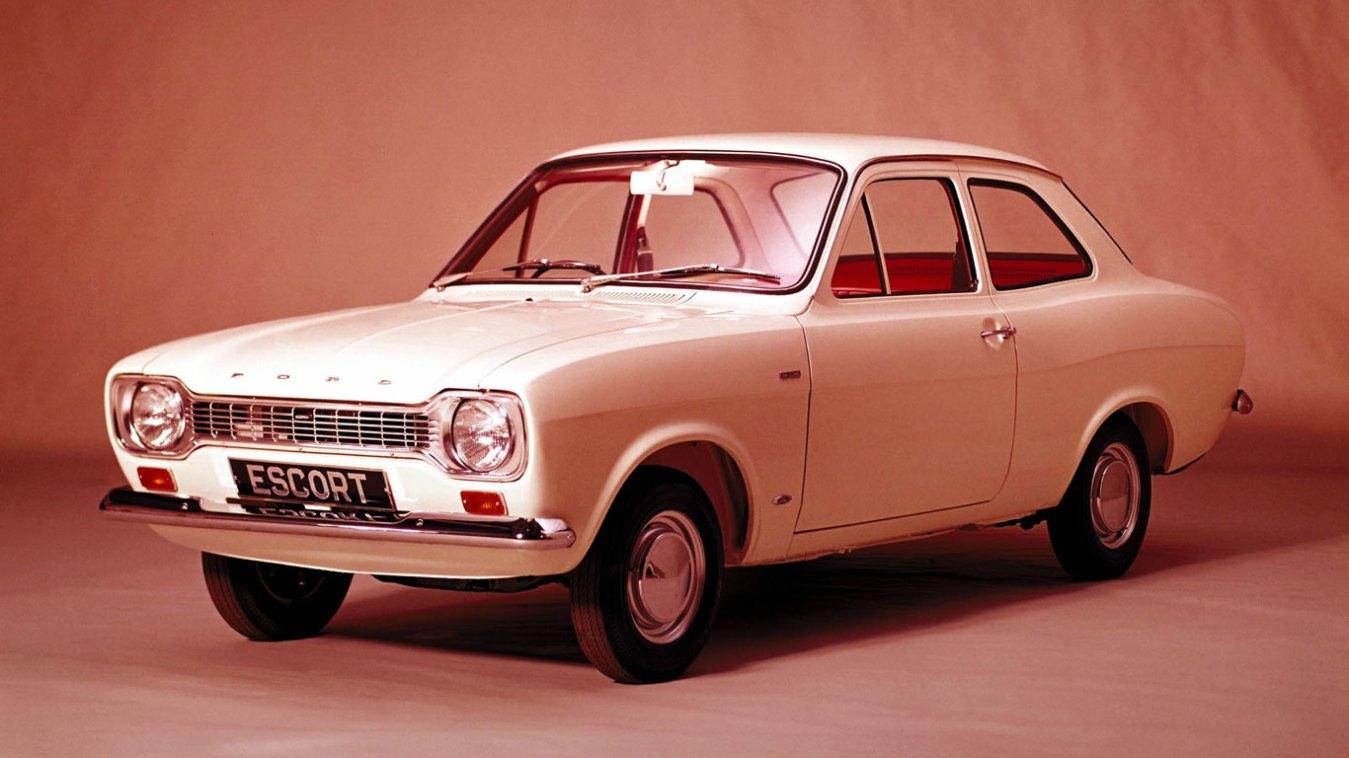 1968: Ford Escort Mk1