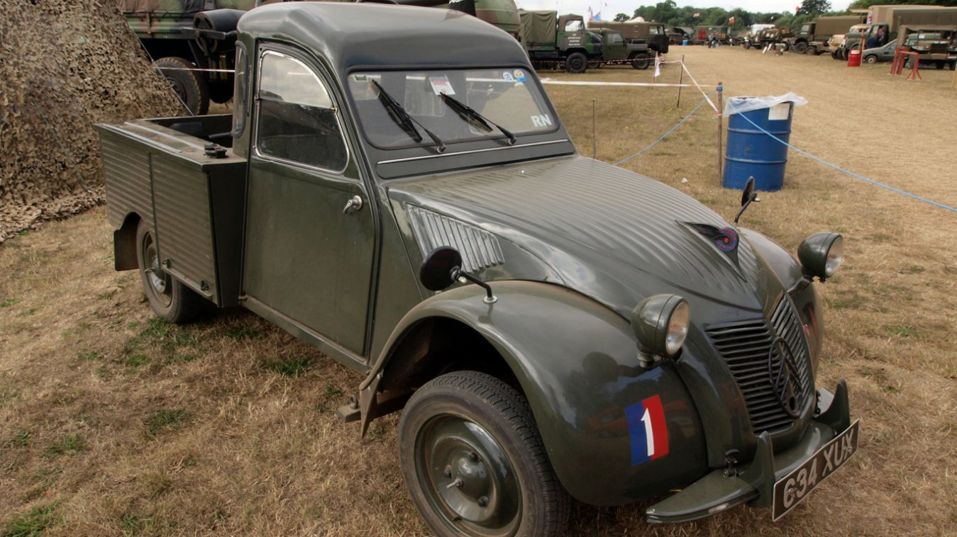 citroen 2cv at 70  a brief history of the  u2018tin snail
