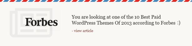 Retro - Vintage WordPress Theme - 1