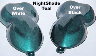 Nightshade Pearls | Nebula Pearls | Dark Candy Pearls | Paint With Pearl