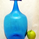 Huge Bottle Jug Vase