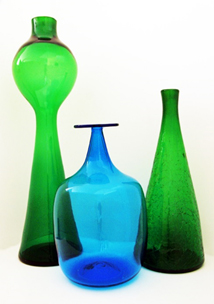 About Blenko Art Glass