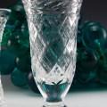 Vintage Waterford Crystal Vase Glandore Variation