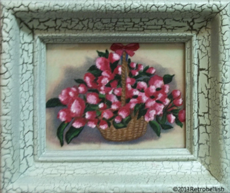framed-art-floral