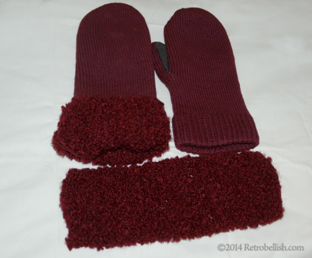 Red-Mittens
