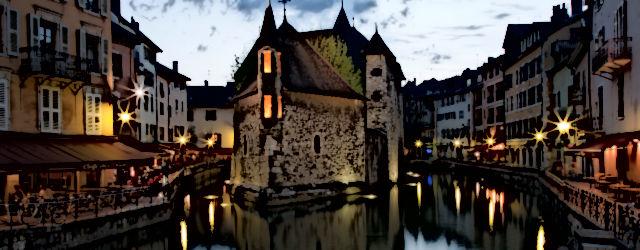 Le leggende di Annecy - Nuovo racconto di Darius Tred