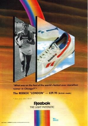 1984 Reebok London