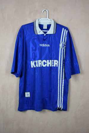 Schalke 04 97-98 Home