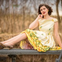 "[:de]A yellow Lemon Dress: Das Swing-Kleid ""Christie"" von Lindy Bop[:en]A yellow Lemon Dress: The Swing Dress ""Chrstie"" by Lindy Bop[:]"