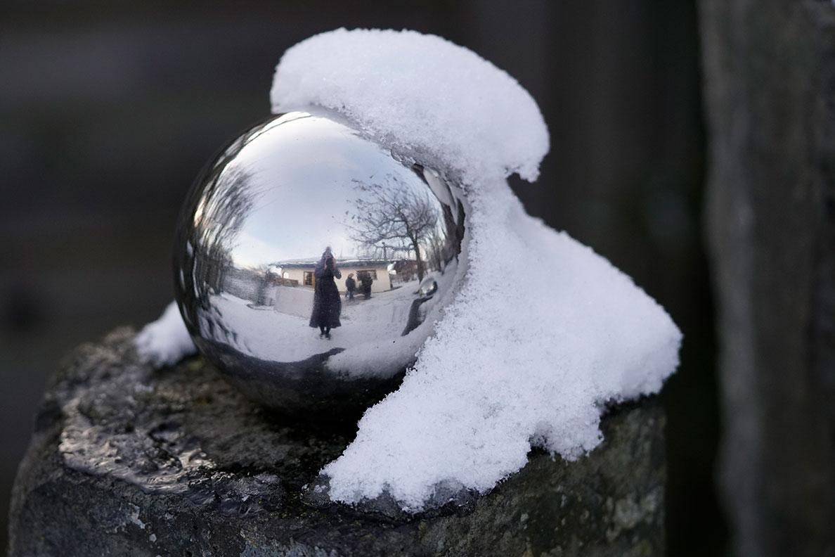 RetroCats Wochenrückblick: Schnee auf dem Brunnen
