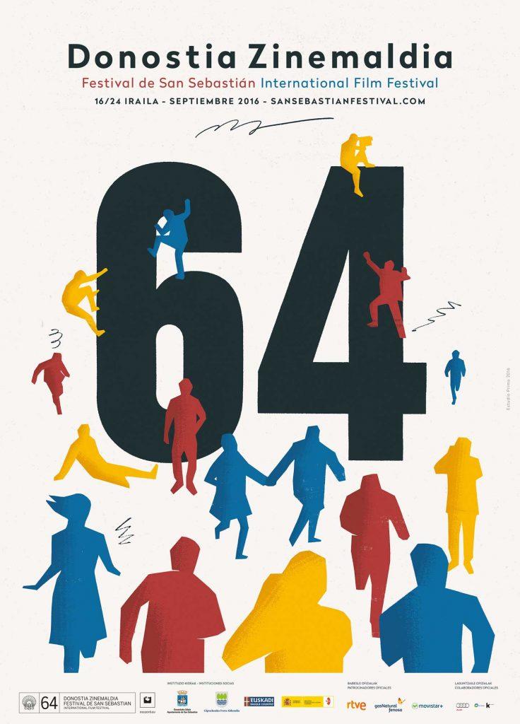 64 Festival de Cine de San Sebastián, 2016