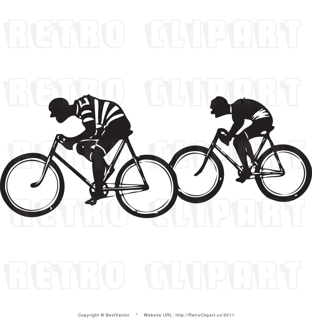 Fabricaciop Racing Bicycle Clipart
