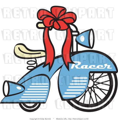 small resolution of royalty free retro vector clip art of a bicycle