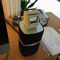 Classic Macintosh iPod Nano Dock