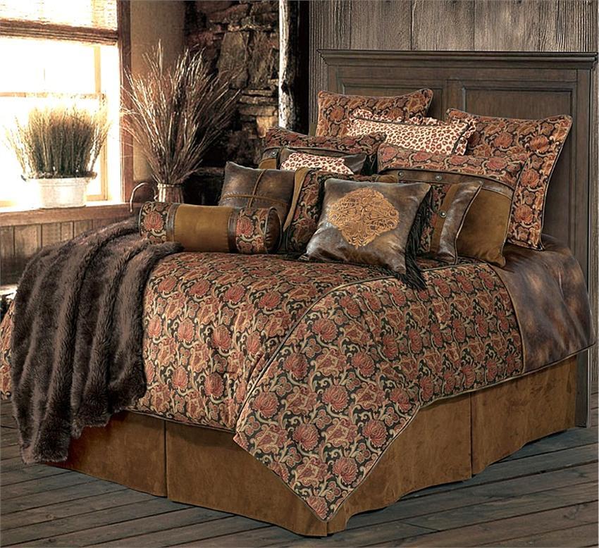 Austin Western Bedding Comforter Set Super King