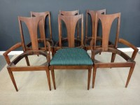 Mid Century Broyhill Saga Dining Chairs - Retrocraft ...