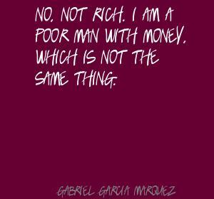 Bad rich, good rich!