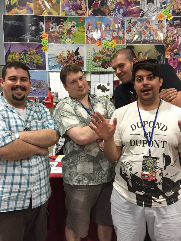 Awesome Con 2015 One Piece Podcast