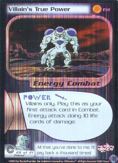 158 Villain's True Power