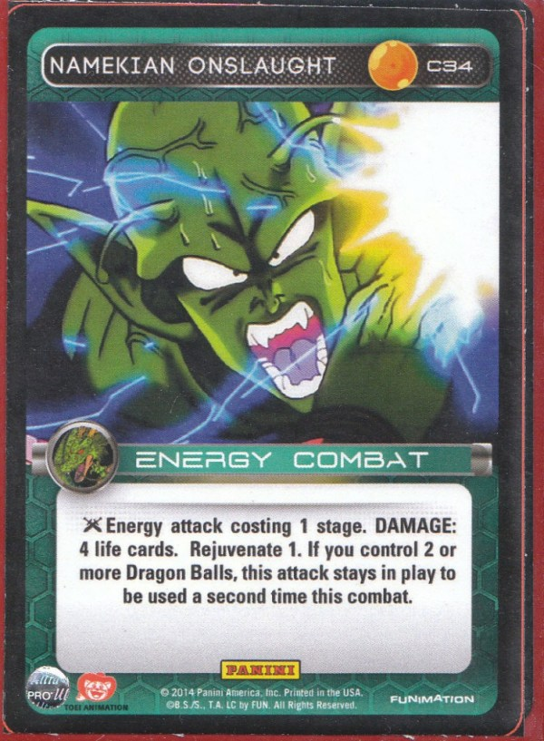 034 Namekian Onslaught