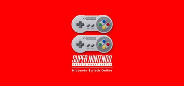 snes on switch