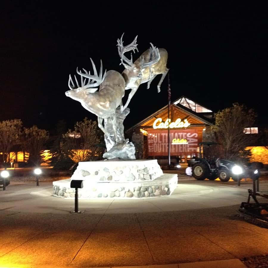 case study exterior led lighting the