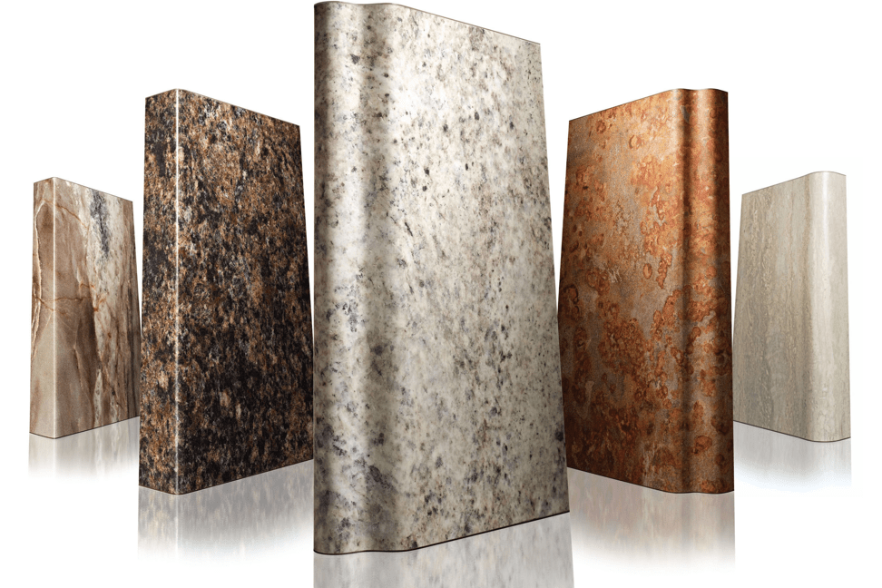 VT Industriesu0027 VT Dimensions Granite Like Countertops