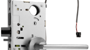 ASSA ABLOY has introduced its Ecoflex lock technology, available from ASSA ABLOY Group brands CORBIN RUSSWIN and SARGENT.