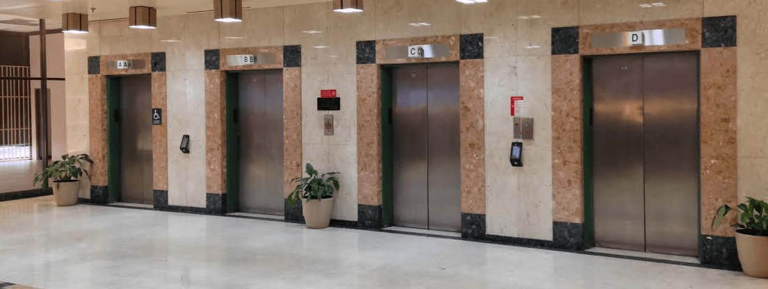 Destinationdispatch System Improves Buildings Elevator