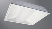 The Metalux Cruze luminaire from Eaton is available with an optional integrated sensor control system, optimized to meet energy codes for occupancy sensing and daylight harvesting in smaller ambient spaces.