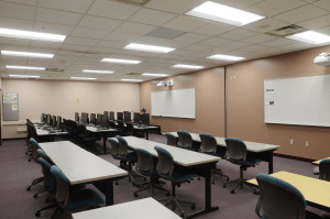 Since beginning the LED lighting conversion in 2014, Davenport University already has improved its energy savings by more than 70,000 kilowatt-hours per year at those campuses that have received the LED conversion.
