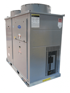 Carrier introduces the AquaSnap 30RAP chiller featuring the Greenspeed Intelligence option, which includes variable speed technology that further increases energy efficiency and delivers quieter operation.