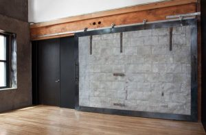 Krownlab launches Axel, a sliding barn door hardware system.