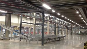 The Herzogenaurach, Germany-based adidas Group has financed several energy-efficiency projects to date through its greenENERGY Fund, including wireless intelligent LEDs in a large distribution center. PHOTO: Retail Industry Leaders Association