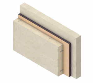Kingspan Insulation has introduced the Kooltherm K20 Concrete Sandwich Board, a premium performance rigid thermoset insulation that is ideal for tilt-up and precast concrete wall applications.