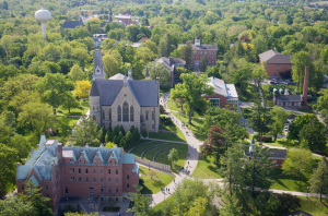 Cornell College is one of only two U.S. college campuses listed in their entirety on the National Register of Historic Places.