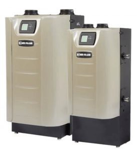 Weil-McLain now offers its advanced high-efficiency Evergreen condensing boiler line in 70, 110 and 115K BTUH input sizes, joining the existing 220, 299 and 399 sizes.