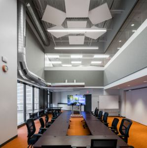 improving acoustics office open. Rockfon Enriches The Acoustic Experience Of Open Office Design At Solar Spectrum. Improving Acoustics