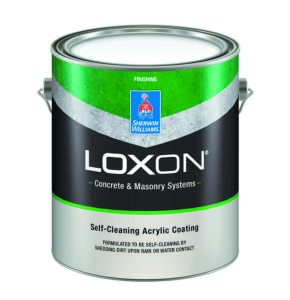 Sherwin-Williams has launched Loxon Self-Cleaning Acrylic Coating, a product specifically engineered for exterior, above-grade masonry to provide a clean and attractive look with high-performance protection.