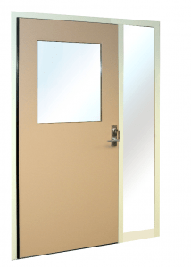 ASSA ABLOY has partnered with School Guard Glass to develop complete attack-resistant door openings that comply with the 5-aa10 test standards recommended by the FBI's Active Shooter Report.
