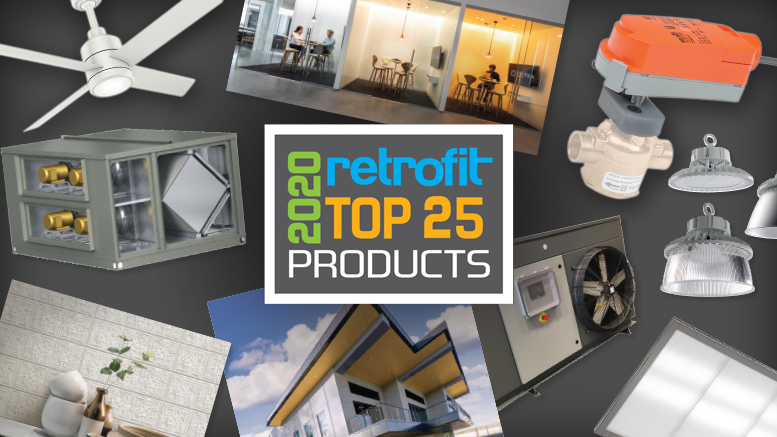 Top 25 Products of 2020