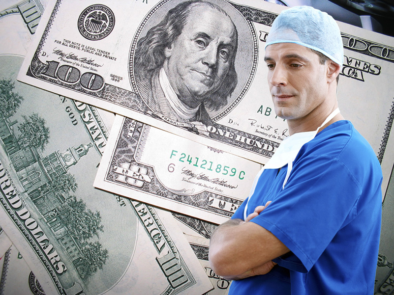Letter: Is colonoscopy a lifesaving test, or just a money-making scam?