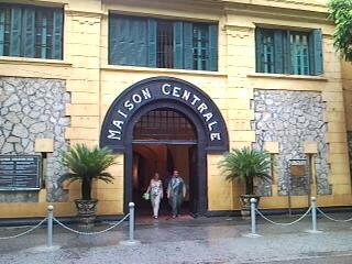 "The Hoa Lo Prison aka The ""Hanoi Hilton"""""